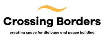 Logotipo de Crossing Borders